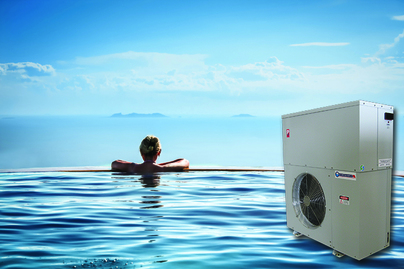 Heat Pump Pool and Spa Heating